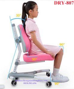 Ghế chống gù lưng cho trẻ em DRY-807 New